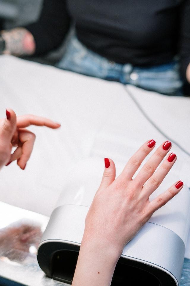 types de faux ongles